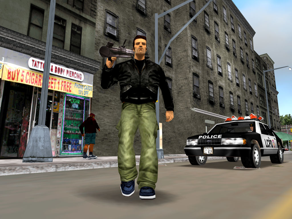 Grand Theft Auto III Pc Download